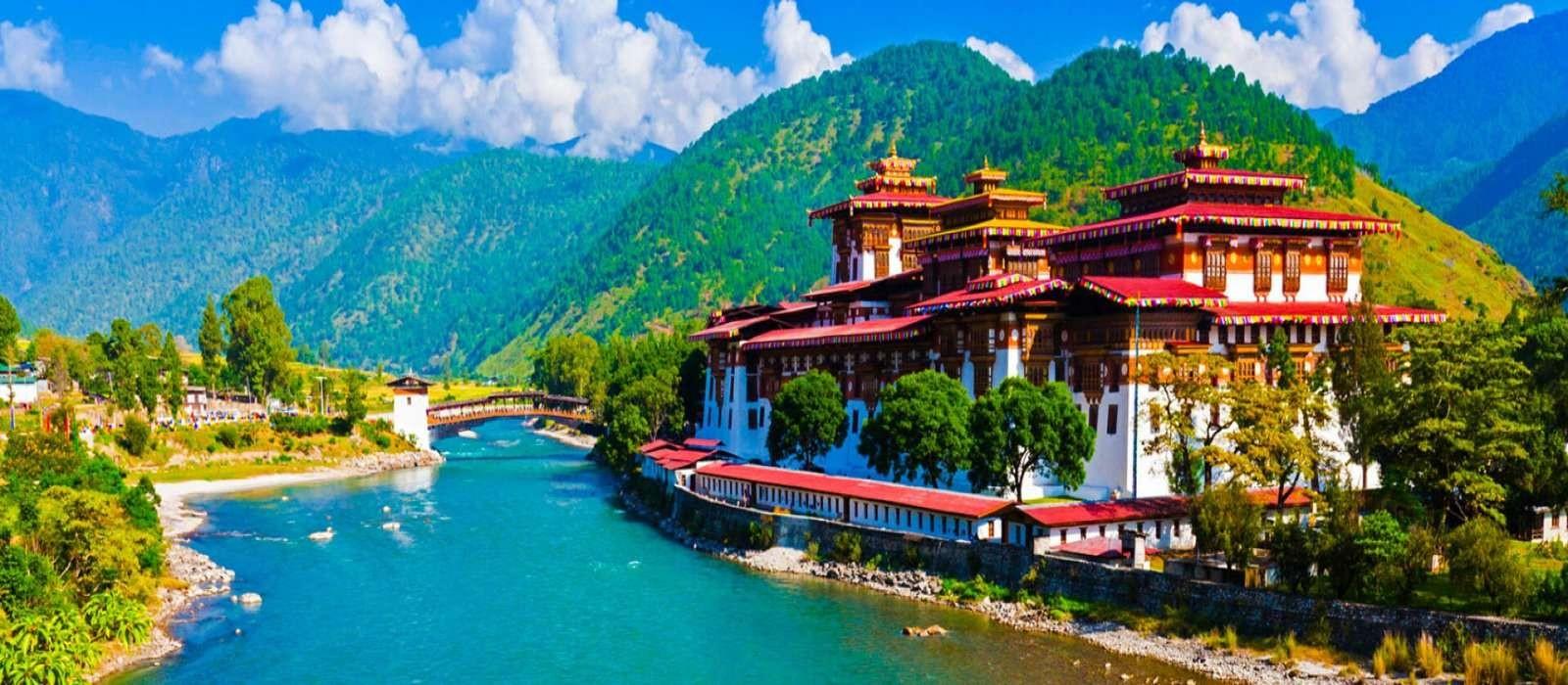 8 Nights 9 Days Bhutan Tour