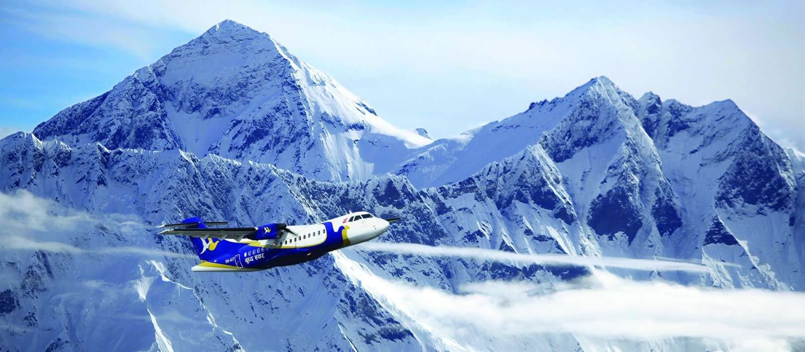 Everest Flight Tour