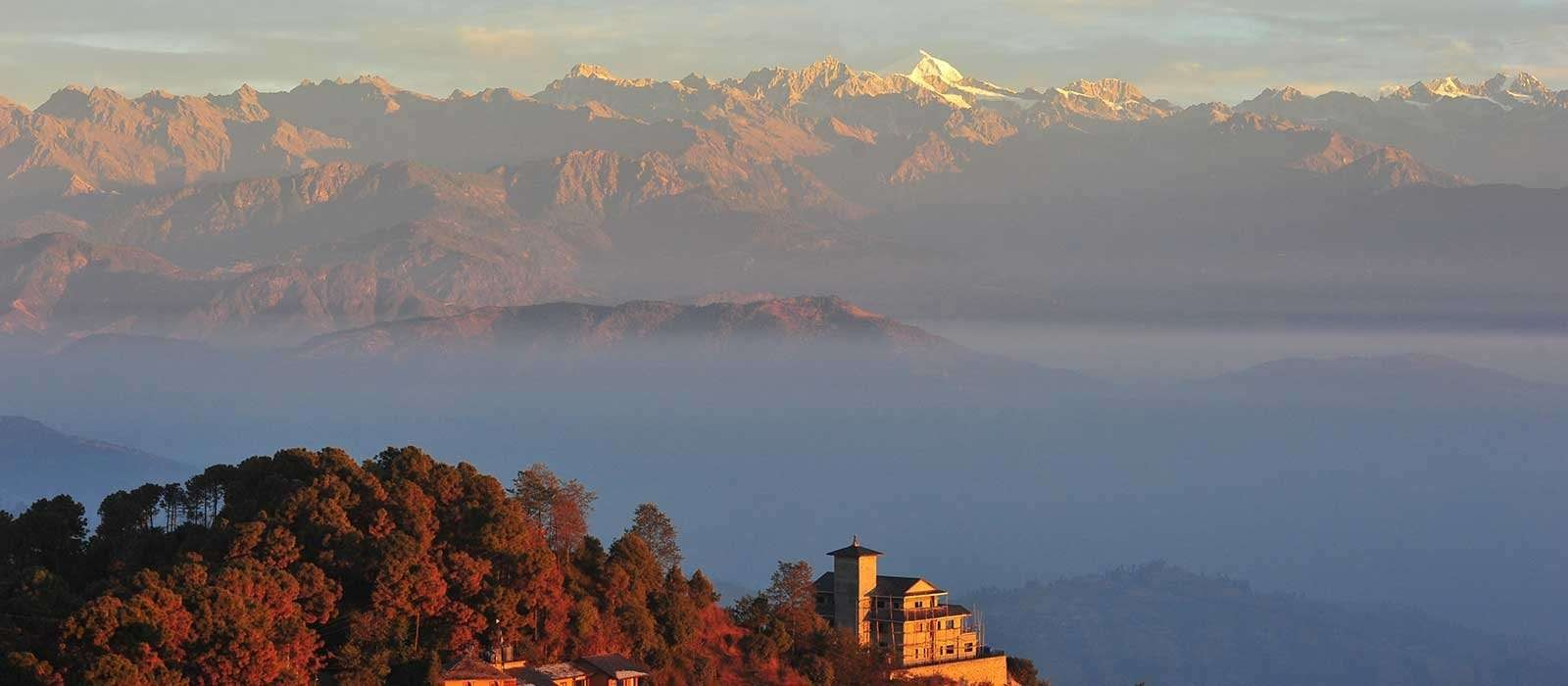 Nagarkot Changunaryan Hiking